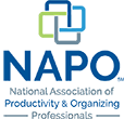 Member of the National Association of Professional Organizers, NAPO