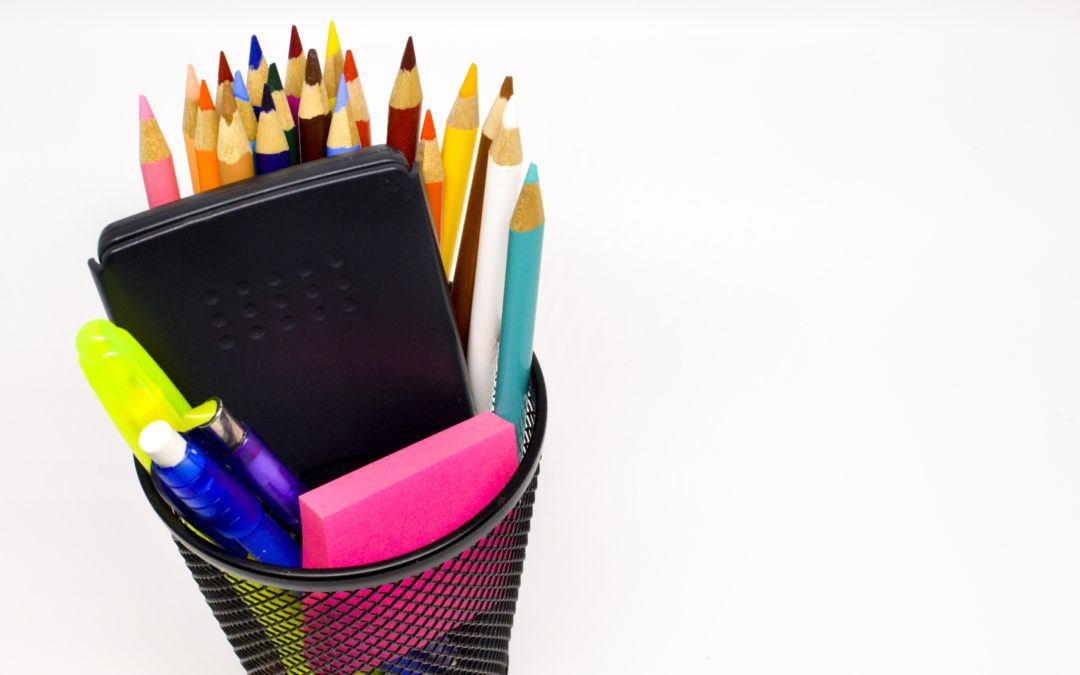 My Favorite School and Office Supplies and Some Tips