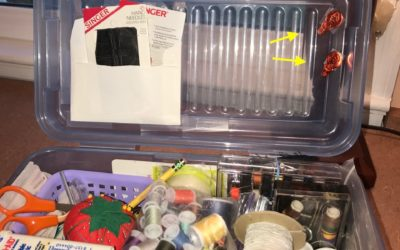 A SEW EASY Tip for Organizing Your Sewing Box