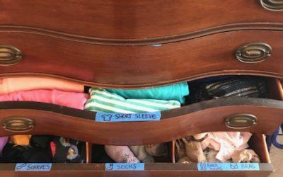 Labels – An Organizing Fundamental